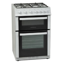 Nordmende CTG61LPGWH Gas Twin Cavity LPG Jets Freestanding 60cm Cooker Reviews