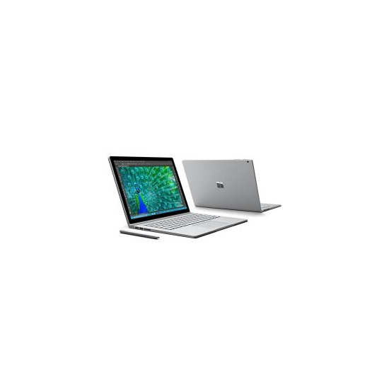 Microsoft Surface Book Intel Core i7 6600U 16GB 512GB SSD 13.5 Touchscreen Windows 10 Professional Laptop