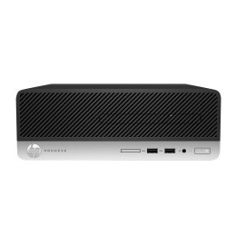 HP ProDesk 400 G4 Core i3-7100 8GB 256GB SSD DVD-RW Windows 10 Professional Desktop Reviews