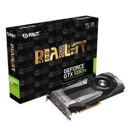 Palit GeForce GTX 1080 Ti 11GB GDDR5X Founders Edition Graphics Card Reviews