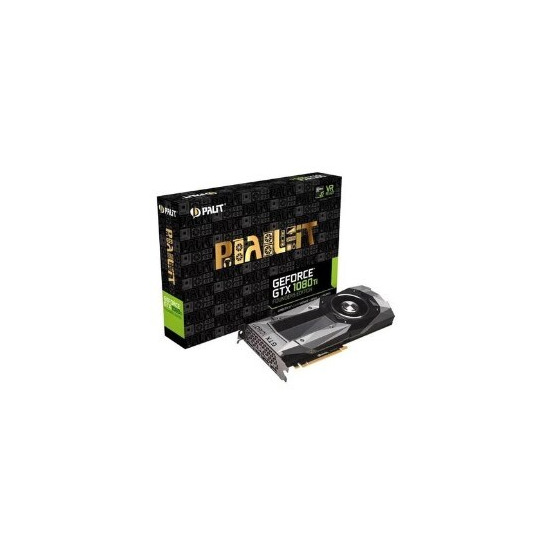 Palit GeForce GTX 1080 Ti 11GB GDDR5X Founders Edition Graphics Card