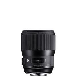 Sigma 135mm f/1.8 DG HSM Art Telephoto Lens Nikon Fit