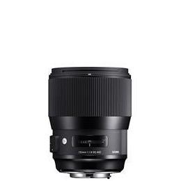 Sigma 135mm f/1.8 DG HSM Art Telephoto Lens Canon Fit
