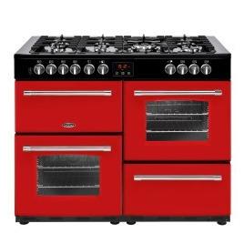 Belling Farmhouse 110DFT 110cm Dual Fuel Range Cooker Hot Jalapeno Reviews