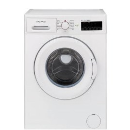Daewoo DWDMV1221 6kg 1200 rpm Extra Efficient Freestanding Washing Machine Reviews