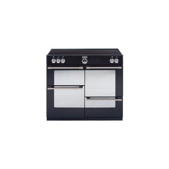 Stoves Sterling 1000Ei 100cm Range Cooker Electric Stainless Steel