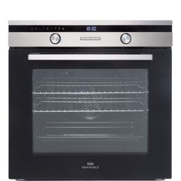 NEW WORLD Suite 60MF SS Electric Oven - Stainless Steel Reviews