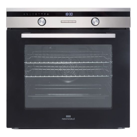 New World Suite 60MF SS Electric Oven Stainless Steel