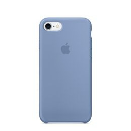 APPLE Silicone iPhone 7 Case - Azure