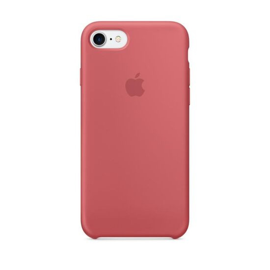APPLE Silicone iPhone 7 Case - Camelia