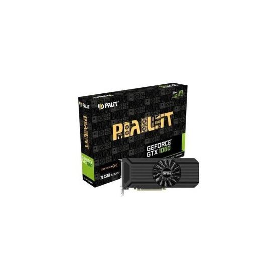 Palit GeForce GTX 1060 3GB GDDR5 StormX Graphics Card