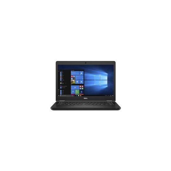 Dell Latitude 5480 Core i5-7200 4GB 500GB 14 Inch Windows 10 Professional Laptop