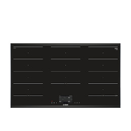 Bosch PXX975KW1E Black glass 4 zone induction hob Reviews
