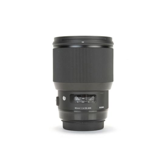 Sigma 85mm f/1.4 DG HSM