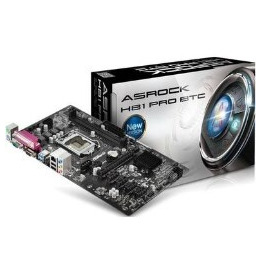 ASRock Intel H81 Pro BTC DDR3 LGA 1150 ATX Motherboard Reviews