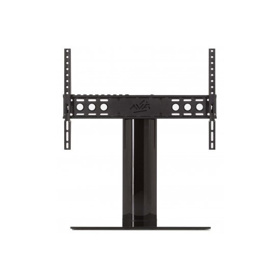 AVF B600BB Flat Table Top TV Stand For Up To 65