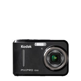 Kodak PIXPRO FZ43 (16.15MP) Digital Camera - Black Reviews