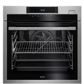 AEG BSE774320M SteamCrisp Quarter Steam And Pyrolytic Touch Control Oven Stainless Steel Reviews
