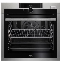 AEG BSE882320M Electric Oven - Stainless Steel Reviews