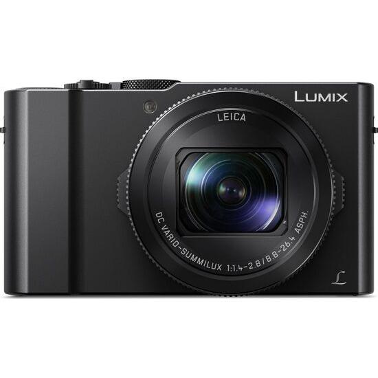 Panasonic Lumix DMC-LX15EB-K High Performance Compact Camera - Black