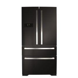 CDA PC870BL American Style 2 Door Fridge With Pullout Freezer Drawers Black Colour APlus Rated Reviews