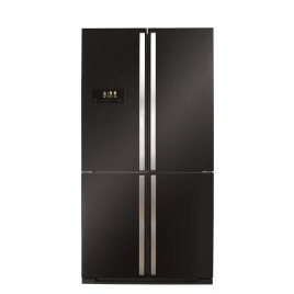 CDA PC900BL American Style 4 Door Fridge With Multi Zone Cooling Reviews