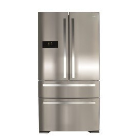 CDA PC870SS PC870SC American Style 2 Door Fridge With Pullout Freezer Drawers Stainless Colour APlus Ra Reviews