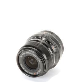 Fujinon 23mm f/2 R WR XF Reviews