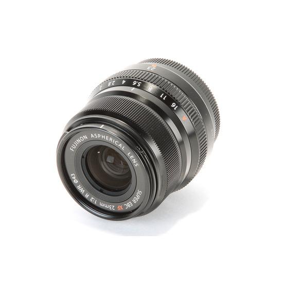 Fujinon 23mm f/2 R WR XF