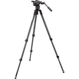 Manfrotto Nitrotech N8 and 535 Single Leg Tripod Kit