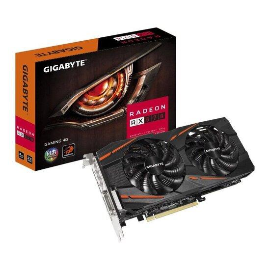 Gigabyte GV-RX570GAMING-4GD