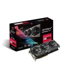 Asus AMD Radeon RX580 ROG STRIX OC 8GB Graphics Card Reviews