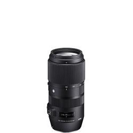 100-400mm F5-6.3 DG OS HSM Lens for Nikon Reviews