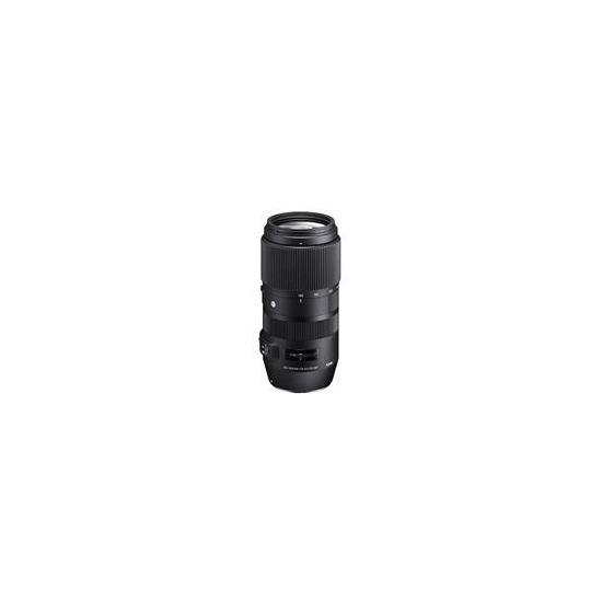100-400mm F5-6.3 DG OS HSM Lens for Nikon