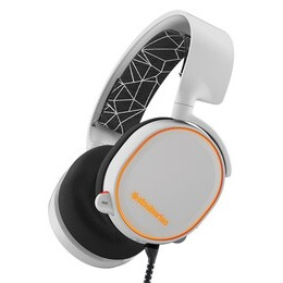 SteelSeries Arctis 5 RGB 7.1 Surround Gaming Headset - White Reviews