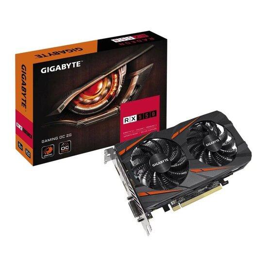 Gigabyte AMD Radeon RX 550 2GB GAMING OC Graphics Card