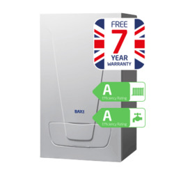 Baxi EcoBlue + 33 Combi Reviews