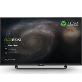SEIKI SE50UO02UK 50 Smart 4K Ultra HD LED TV Reviews