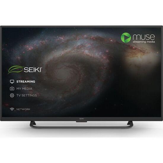 SEIKI SE50UO02UK 50 Smart 4K Ultra HD LED TV