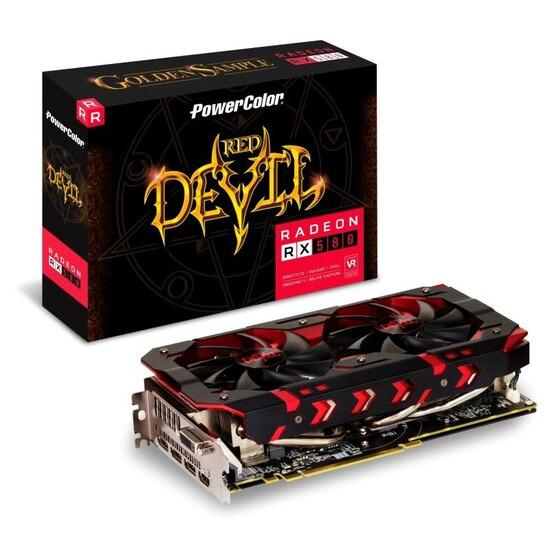 PowerColor AMD RX 580 Red Devil