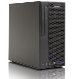 Zoostorm Delta Elite Desktop PC Intel Core i5-7400 3GHz 8GB RAM 240GB SSD DVDRW Intel HD Windows 10 Professional Reviews