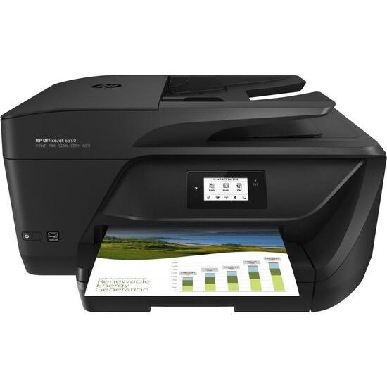 HP Officejet 6950 Colour Inkjet Multifunction Printer