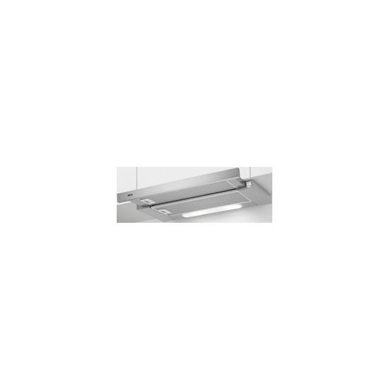 AEG DPB2620M Telescopic Cooker Hood - Stainless Steel