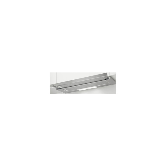 AEG DPB2920M Telescopic Cooker Hood - Silver