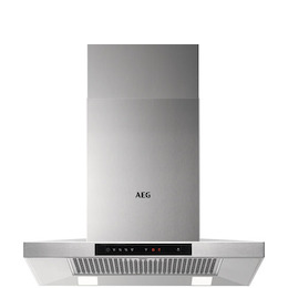 AEG DKB5660HM Chimney Cooker Hood - Stainless Steel Reviews