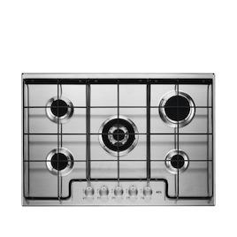 AEG HG745451SM Stainless steel 5 burner gas hob Reviews