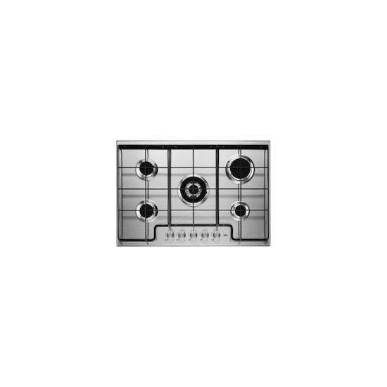 AEG HG745451SM Stainless steel 5 burner gas hob