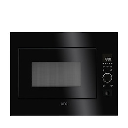 AEG MBE2658S-B Brown Built in classic 600mm microwave oven Reviews