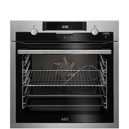 AEG BCS552020M Electric Oven - Stainless Steel Reviews