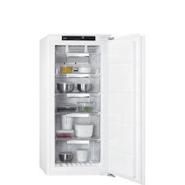 AEG ABB81216NF White Built integrated freezer Reviews